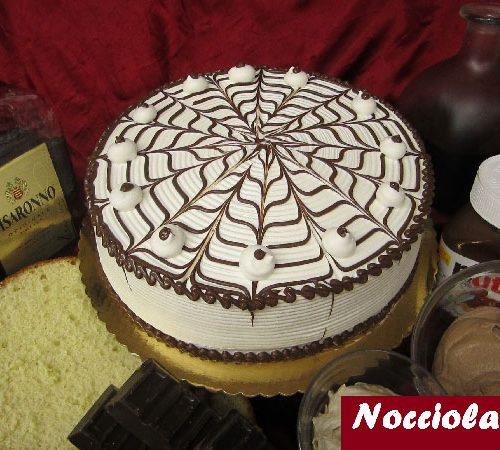 Nocciola Cake
